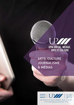 ARTS, CULTURE  JOURNALISME  & MÉDIAS