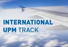 INTERNATIONAL UPM TRACK, le parcours universitaire qui vous ouvre les portes du monde professionnel à l'international!
