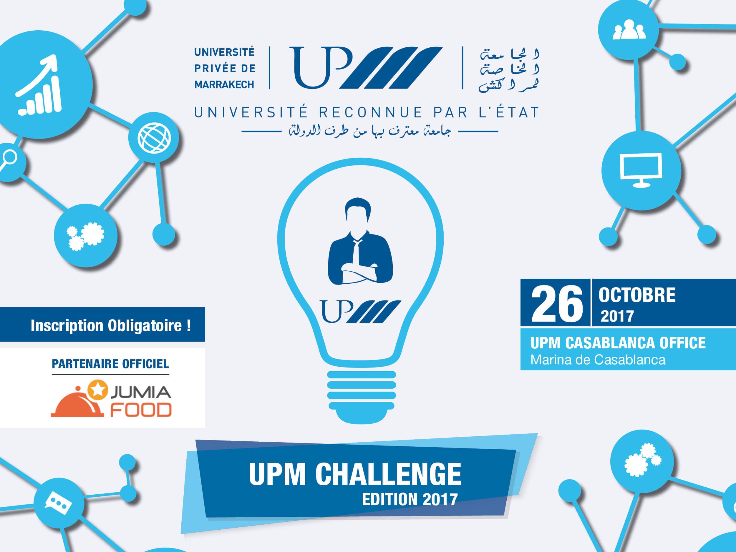 UPM Challenge