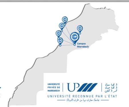 UPM Office par ville