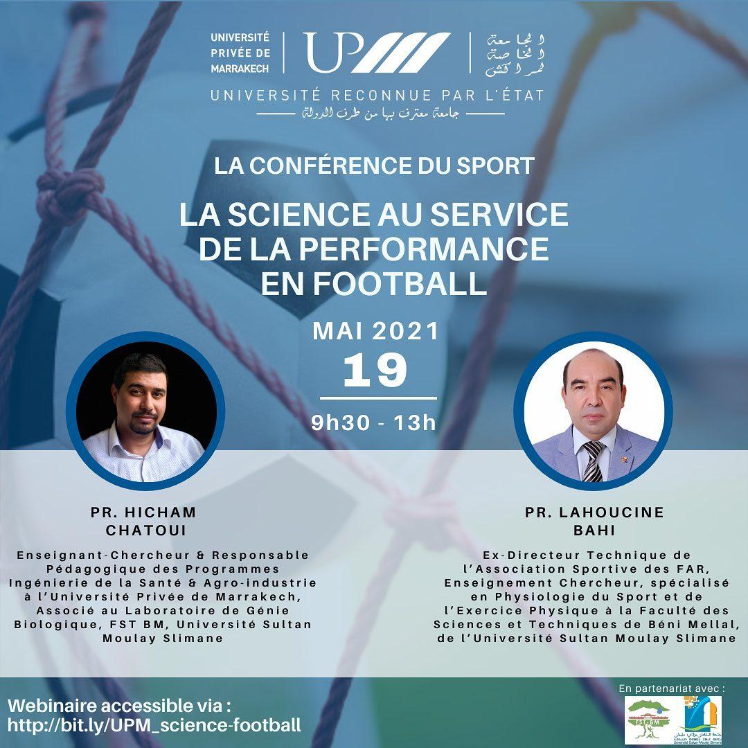 conférence sport